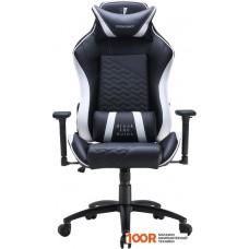 Игровое кресло Tesoro Zone Balance F710 (черный/белый)