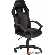 Игровое кресло TetChair Driver (черный/серый)
