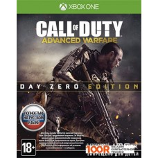 Игра для консоли Xbox One Call of Duty: Advanced Warfare. Day Zero