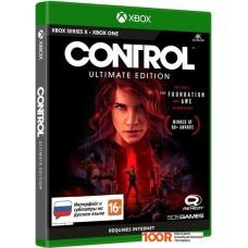 Игра для консоли Xbox One Control: Ultimate Edition