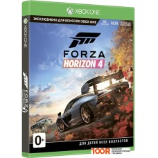 Игра для консоли Xbox One Forza Horizon 4