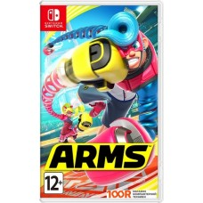 Игра для консоли Nintendo Switch ARMS
