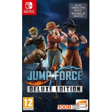 Игра для консоли Nintendo Switch Jump Force. Deluxe Edition