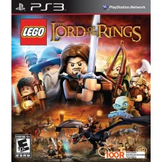 Игра для консоли PlayStation 3 LEGO: Властелин колец