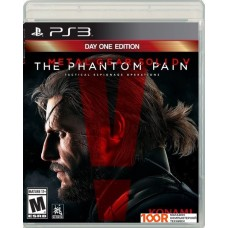 Игра для консоли PlayStation 3 Metal Gear Solid V: The Phantom Pain