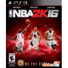 Игра для консоли PlayStation 3 NBA 2K16