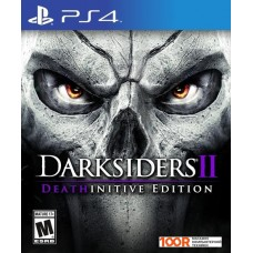 Игра для консоли PlayStation 4 Darksiders 2: Deathinitive Edition