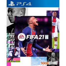 Игра для консоли PlayStation 4 FIFA 21