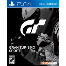Игра для консоли PlayStation 4 Gran Turismo Sport