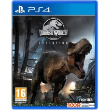 Игра для консоли PlayStation 4 Jurassic World Evolution