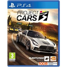Игра для консоли PlayStation 4 Project CARS 3