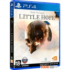 Игра для консоли PlayStation 4 The Dark Pictures: Little Hope