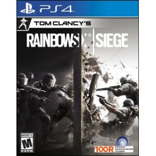 Игра для консоли PlayStation 4 Tom Clancy's Rainbow Six: Siege