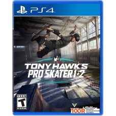 Игра для консоли PlayStation 4 Tony Hawk's Pro Skater 1 + 2