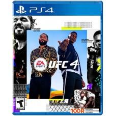 Игра для консоли PlayStation 4 UFC 4