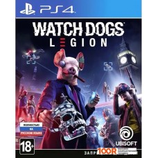 Игра для консоли PlayStation 4 Watch Dogs: Legion