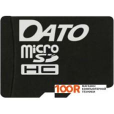 Карта памяти Dato microSDXC DTTF128GUIC10 128GB