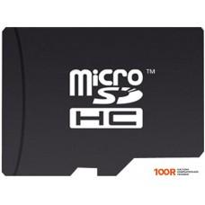 Карта памяти Mirex microSDHC (Class 10) 4GB (13613-AD10SD04)