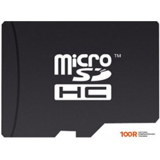 Карта памяти Mirex microSDHC (Class 4) 16GB (13613-ADTMSD16)