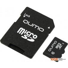 Карта памяти QUMO microSDXC QM512GMICSDXC10U3 512GB