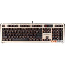 Клавиатура A4Tech Bloody B840 (золотистый)