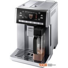 Кофемашина DeLonghi PrimaDonna Exclusive ESAM 6900.M
