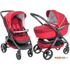 Коляска Chicco Duo StyleGo Red Passion