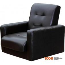 Кресло Craftmebel Аккорд (черный)