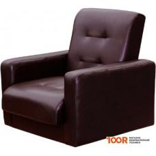Кресло Craftmebel Аккорд (коричневый)
