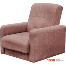 Кресло Craftmebel Лондон (рогожка, коричневая)