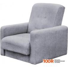 Кресло Craftmebel Лондон (рогожка, серый)