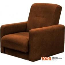 Кресло Craftmebel Милан (коричневый)