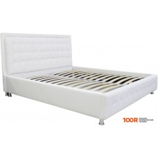 Кровать Экомебель Марсель 1 180x200 (основ. Летто Медио/ткань 2)