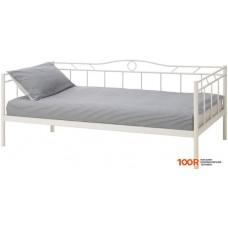 Кровать Ikea Рамста 200x90 (белый) 992.658.26