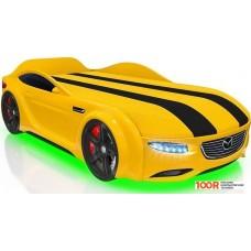 Кровать Romack Junior CX5 150x70 (желтый)