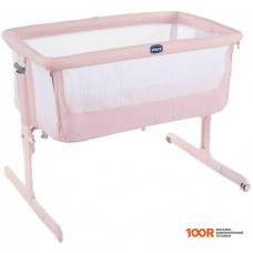 Кроватка Chicco Next2me Air (paradise pink)