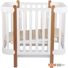 Кроватка Happy Baby Mommy Lux