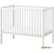 Кроватка Ikea Гулливер (белый) 304.212.21