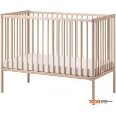 Кроватка Ikea Сниглар (бук) 504.212.20