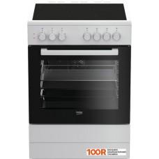 Кухонная плита BEKO FSE 67100 GWS
