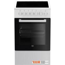 Кухонная плита BEKO FSE57110GW