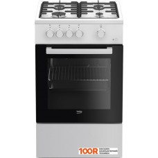 Кухонная плита BEKO FSG52010W