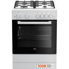 Кухонная плита BEKO FSGT 62110 GW