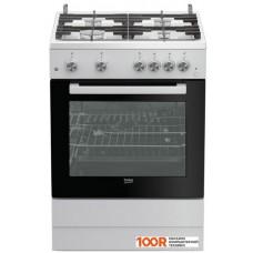 Кухонная плита BEKO FSGT 62130 GW