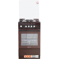 Кухонная плита De luxe 5040 32Г КР ЧР-014