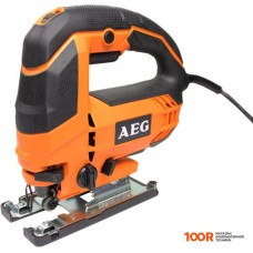 Лобзик AEG Powertools STEP 100 X