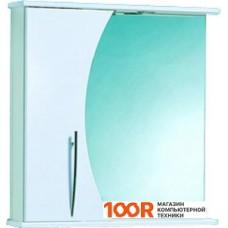 Мебель для ванной Акваль Палермо 70 зеркало-шкаф (ПАЛЕРМО.04.70.00.L)