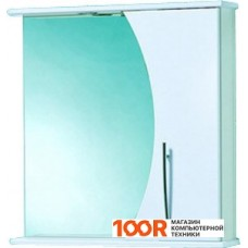 Мебель для ванной Акваль Палермо 70 зеркало-шкаф (ПАЛЕРМО.04.70.00.R)