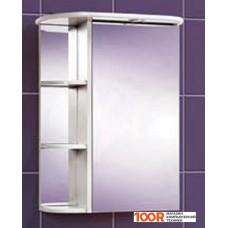 Мебель для ванной Акваль Шкаф с зеркалом Эмили 55 [AL.04.55.00.R]