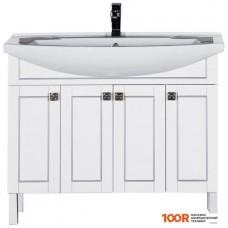 Мебель для ванной Aquanet Тумба под умывальник Честер 105 00182630